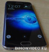 Samsung Galaxy S6 EDGE - ��������� �����