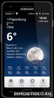 Погода BZ - хит дня в Обменнике!