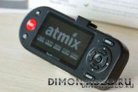 Обзор видеорегистратора топ-класса с GPS-приемником Atmix RecAll DCR500