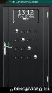Дверь Блокировка экрана - анонс