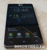 Обзор LG Optimus G или о флагманах весны 2013